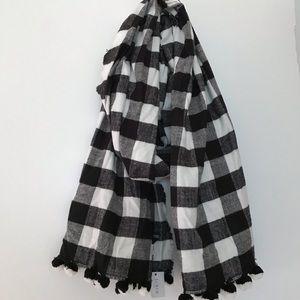 J crew long scarf